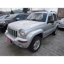 Jeep Cherokee Liberty Limited Automatica 3.7