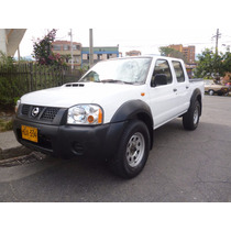 Nissan Frontier, Diesel Doble Cabina 4*4