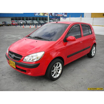 Hyundai Getz Gl/gls At 1600cc 5p 16v Aa