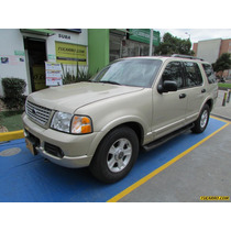 Ford Explorer Limited At 4600cc