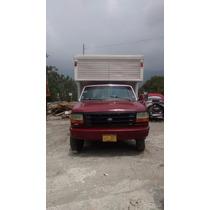 Furgon Ford 350 Modelo 96