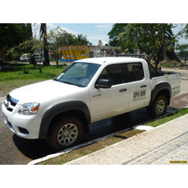 Mazda Bt50 4x4 Color Blanco Doble Cabina Diesel