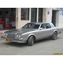 Buick Rivera At 3800cc 2p