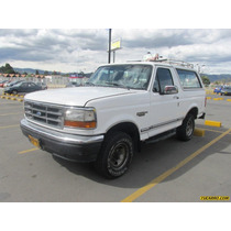 Ford Bronco Ranger Xlt At 5000cc 4x4