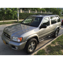 Nissan Pathfinder Mod. 2000 4x4 Full Equipo