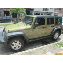Jeep Wrangler Unlimited Sport At 3600cc 5p
