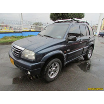 Chevrolet Grand Vitara V6 Dohc At 2500cc 5p