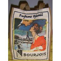 Bolso Cartera De Mano Dama Bourjois, Nuevo, Original Frances