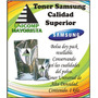 Toner Polvo Samsung Universal Alta 1 Kilo