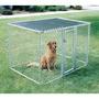 Casa Para Perro Midwest K-9 Cadena Enlace Caseta De Perro 1