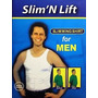 Camiseta Reductora Faja Moldeadora Hombre Slimn Lift Tv