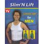 Camiseta Faja Reductora Hombre Slim Lift Moldea Adelgaza