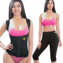 Chaleco Thermo Dama Reductor Mujer Hot Vest Shapper Mujer