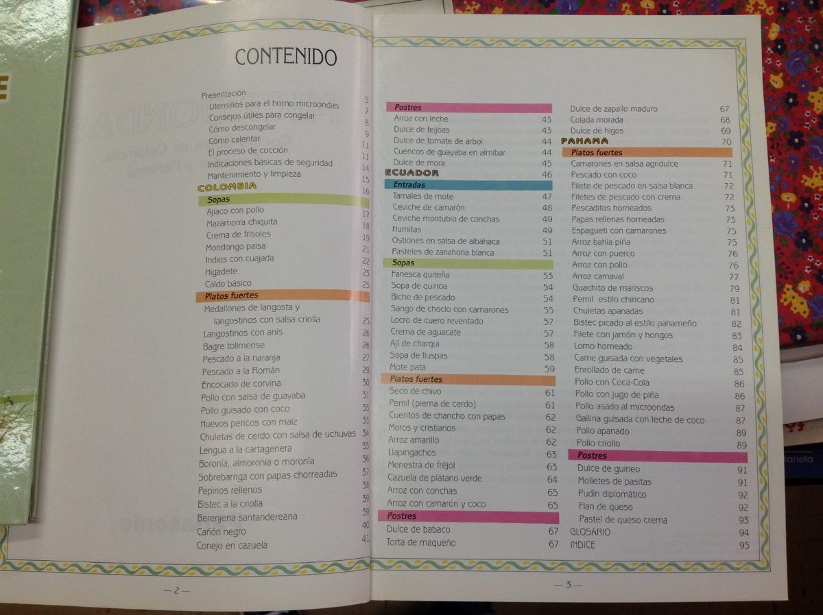 cocina bogota colombia: