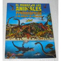 Laminas Album De Chocolatinas Los Animales Prehistoricos