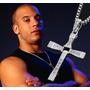 Collar Rapido Y Furioso Cruz Toretto + Obsequio