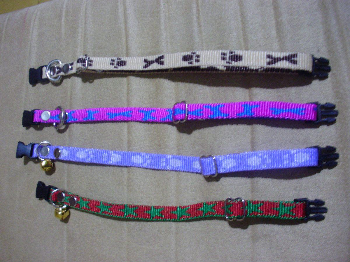 Collares peque os para perros woofstore multicolores x 100 for Collares para perros