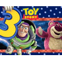 Invitaciones Toy Story 3 Personalizadas, Cumpleaños Fiesta