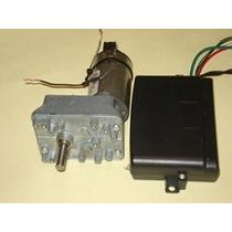 Combo Motoreductor Dc + Variador De Velocidad Pwm