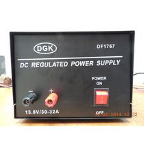 Fuente De Poder Regulada 13.8 V 30 Amp. 13.8 Volt Dgk30138