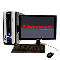 Computador De Escritorio Janus - Intel, Pentium Dual Core,