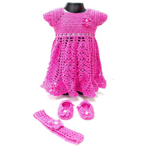 Vestido Para Niña Primavera
