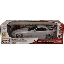 Carro Maisto Control Remoto Mercedes Slr Mclaren Ref: 81022
