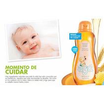 Shampoo Agú Baby Miel Y Trigo De Ésika 1 Litro.