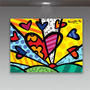 Cuadros Modernos Decorativos Pop Art, Romero Britto