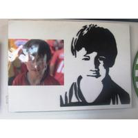 Cuadro Retrato Arte Country Decoracion Cuarto Infantil Hogar