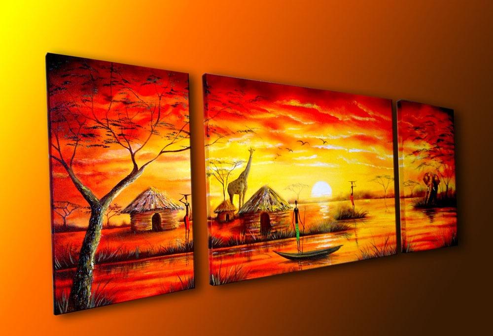 Cuadros de pintores africanos imagui - Fotos modernas para cuadros ...