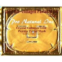 Mascarilla Luxurious Gold Bio Colageno Facial Envio Gratis!!