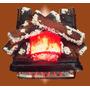 Chimenea ,fogata Para Chimenea Eléctrica Con Calefacción