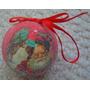 Bolas Decoradas Para El Arbol De Navidad - Decoradas