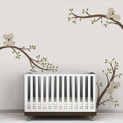 Vinilos cuarto de beb imagui - Vinilo para habitacion bebe ...