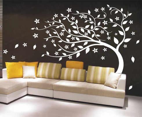 Vinilos decorativos para salas imagui for Adornos decorativos para sala