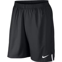 Pantaloneta Nike Hombre Tenis Negro Court 9 Short