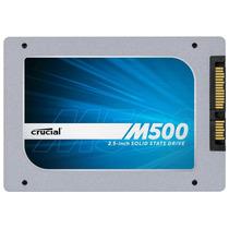 Disco Ssd Crucial M500 240gb Sata3 6gb/seg 7mm 2.5´´ 500mb/s