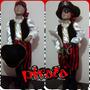 Disfraz De Pirata Para Niños Con Espada Y Sombrero Completo