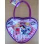 Kit De Belleza Princesas Disney Bolso Vinilo Con Accesorios