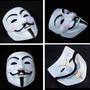 Mascara Halloween Anonymous V Vendetta Disfraz Fiesta