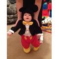 Disfraz De Mickey Mouse Para Bebes Y Niños Originales