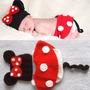 Disfraz Minnie Mouse 1ra Foto Del Bebe