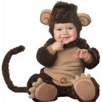 Disfraz Lil Bebe Infantil Mono 6-12 Meses Envio Gratis