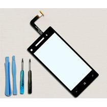 Digitalizador Touch Htc Windows Phone 8x Front Panel Oem