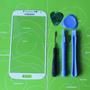 Vidrio Frontal Blanco Para Samsung Galaxy Siv S4 I9505 I9500