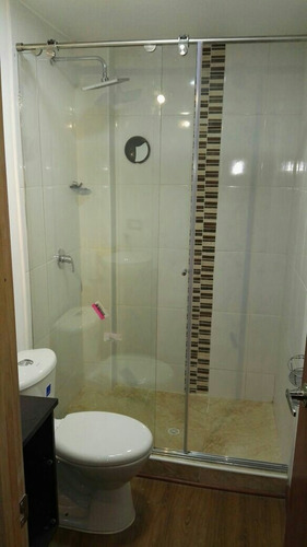 Divisiones Para Baño En Vidrio Templado ¡instalación Gratis