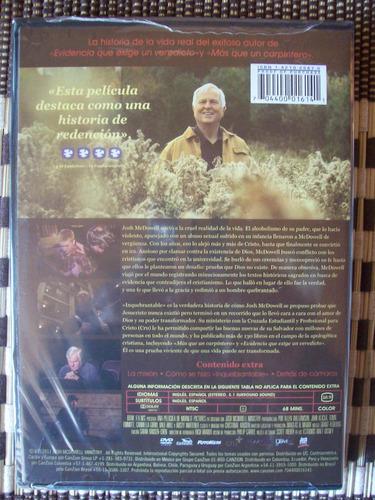 Dvd Pelicula Inquebrantable, Josh Mcdowell