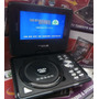 Dvd Portatil 7 + Gafas 3d, Incluye Tv, Radio, Juegos & Más