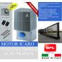 Motor Porton Corredizo Icaro Bft 2000kls Kitcompleto Instala